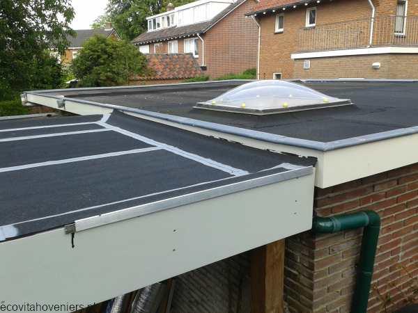 Wateropvang-twee-bitumen-daken